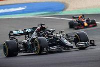"""Verstappen over Mercedes: """"Ze hebben gewoon een geweldige auto"""""""