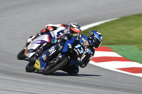 Estiria - Moto3: Vietti gana y Rodrigo es cuarto