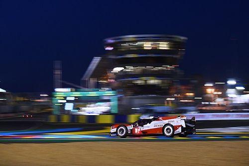 Le Mans: López sigue en el liderato al caer la noche