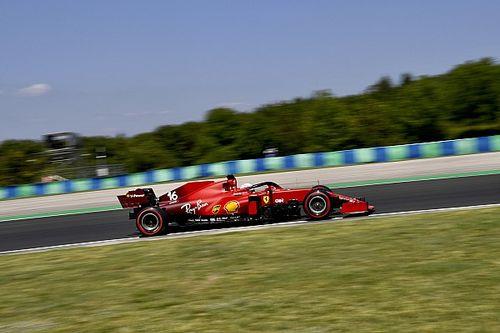 Леклер попросил не судить о скорости Ferrari до квалификации