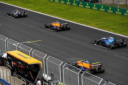 Al final la F1 no cambiará el reglamento deportivo para 2022