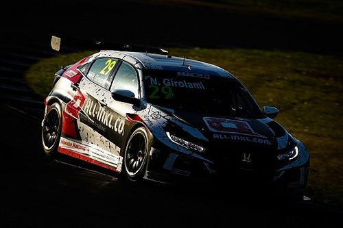 Honda и Hyundai поделили победы в гонках WTCR в Чехии
