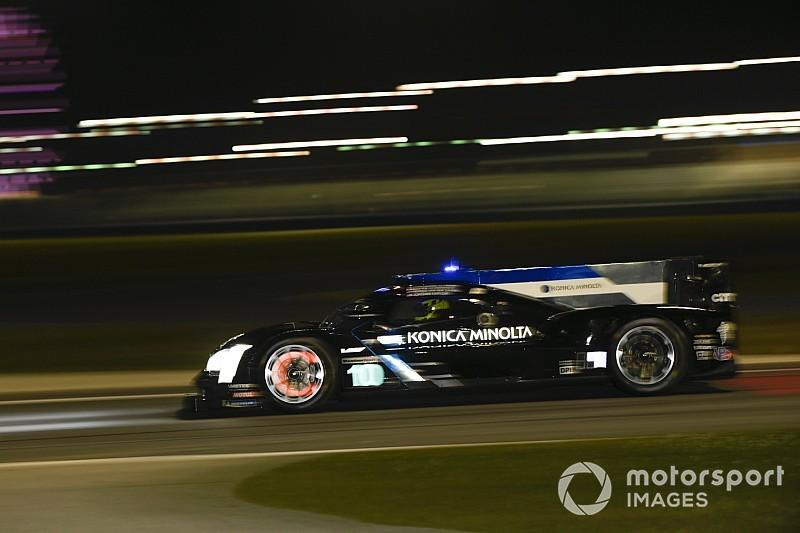 Alonso remonta nueve posiciones y se pone líder tras la sexta hora en Daytona
