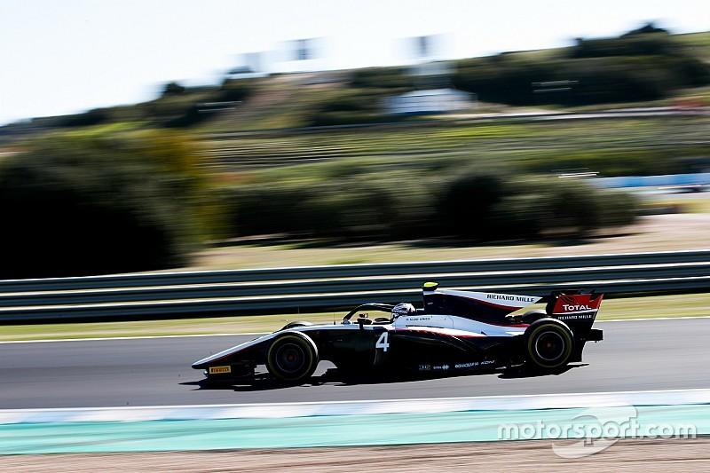 Tes F2 Jerez: De Vries teratas, Schumacher P5, Gelael P15