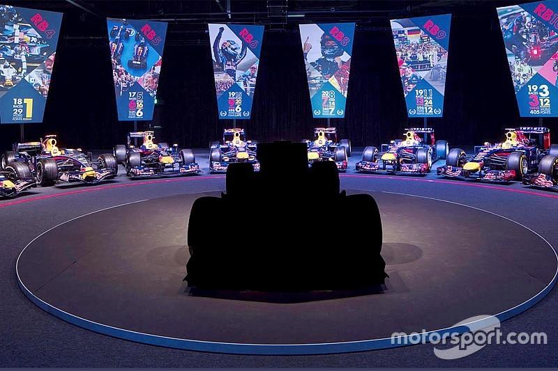 Red Bull annonce la présentation de sa nouvelle F1