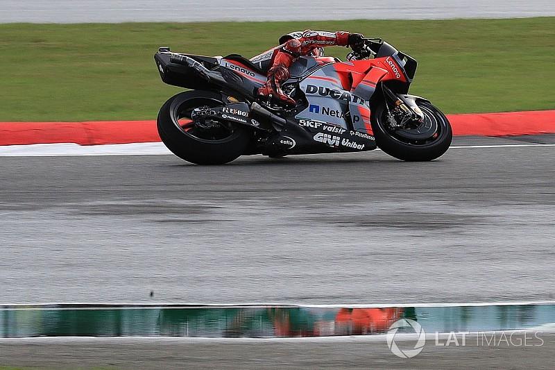 Silverstone MotoGP race rescheduled amid rain threat