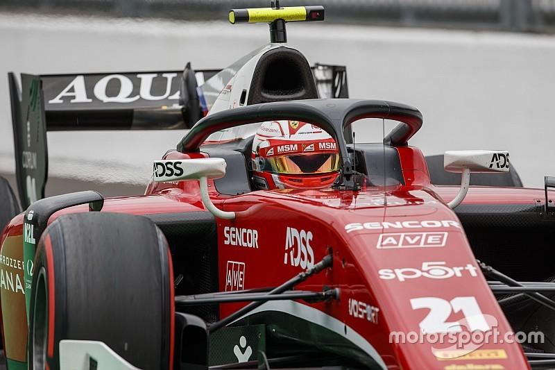 Antonio Fuoco es descalificado y piede la pole de carrera Sprint
