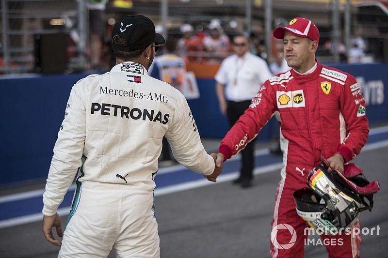 Vettel weet na Japan: