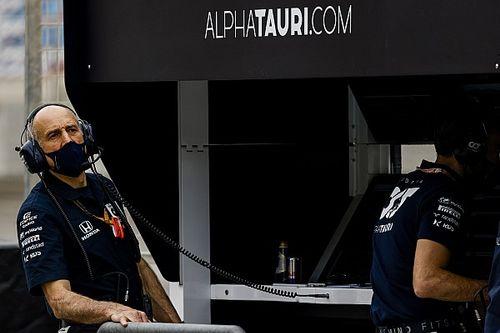 """Tost over ambities AlphaTauri: """"Vijfde plaats moet het doel zijn"""""""