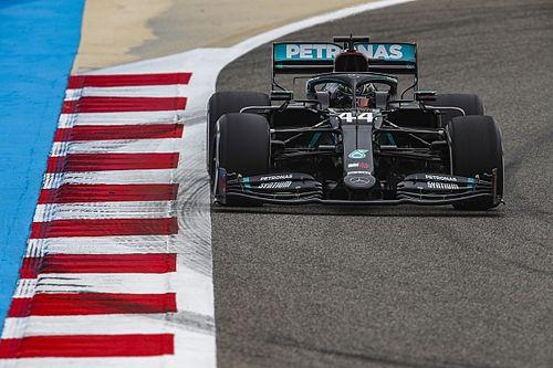 Bahreyn GP 1. antrenman: Hamilton ve Mercedes hızlı başladı