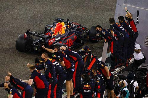 Honda mira título com Red Bull em último ano na F1