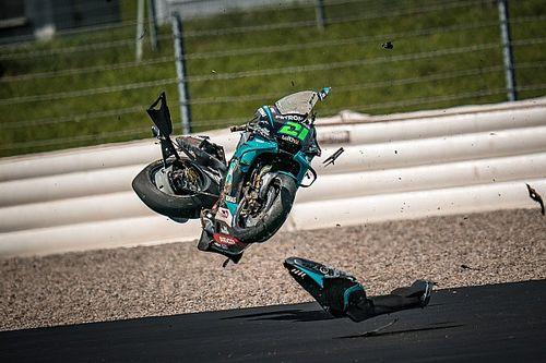 2020年MotoGPで大事故発生のレッドブルリンク、ターン2改修は無し。高速コーナーに危険性指摘も