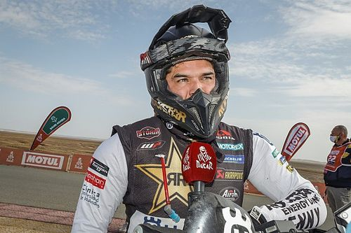 Honda bolsters Dakar 2022 line-up with Quintanilla