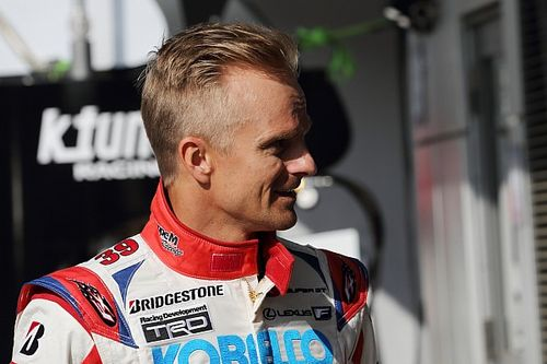 Kovalainen to make Super GT return at Suzuka