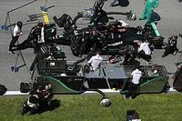 """Mercedes: """"Zwarte livery zorgt niet voor problemen met koeling"""""""