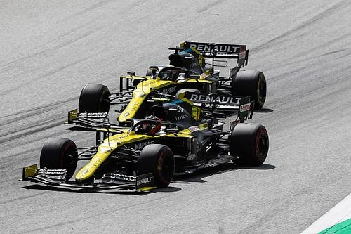 """Ricciardo-Ocon : la consigne de Renault """"allait venir"""""""