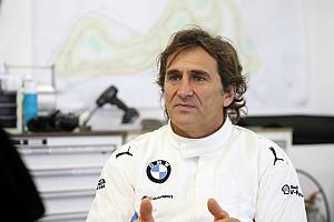 Zanardi menatap balapan Daytona 24 Jam