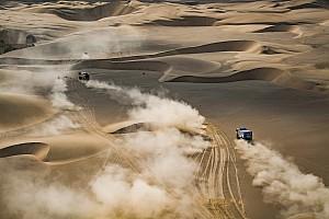 Overzicht: Eindstand Dakar Rally 2019