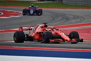 Vettel: I had speed to win in Austin