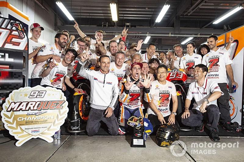 "Puig: ""Ha habido veces que la Honda no ha estado a la altura de Márquez"""