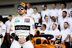 Alonso ve Johnson, araç değişimini Bahreyn'de yapacaklar