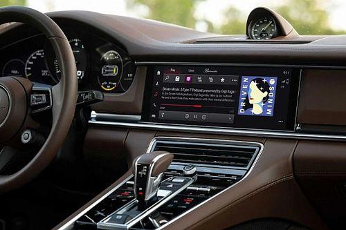 Új infotainment rendszerrel javítana a felhasználói élményen a Porsche