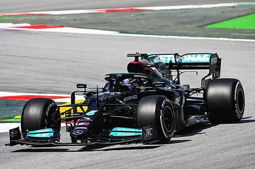 Grand Prix practice results: Hamilton fastest in Barcelona