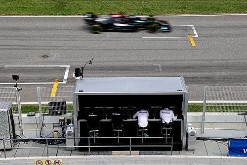 Certains échanges radio avec la FIA désormais diffusés