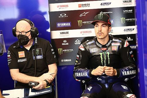 "Vinales ""not used"" to ex-Rossi MotoGP crew chief's methods"