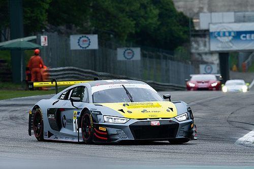 Basz w ekipie Audi