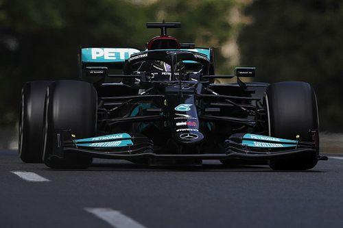 Poids des F1: Hamilton ne comprend pas l'augmentation incessante