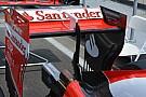 Технический брифинг: заднее крыло Ferrari SF16-H