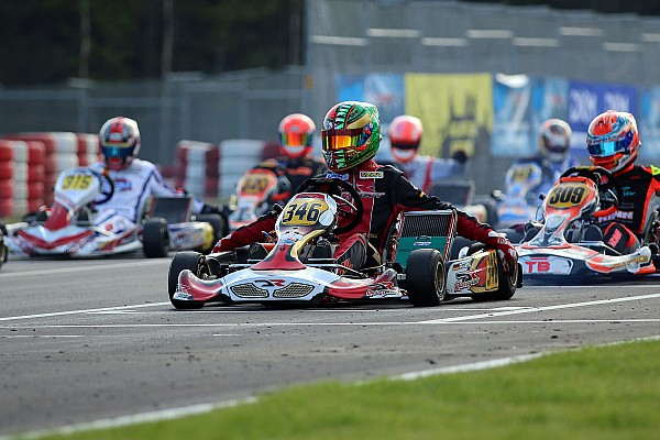 DKM News Deutsche Kart-Meisterschaft (DKM) stellt finalen Kalender 2017 vor