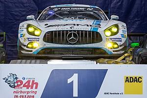 سباقات التحمل الأخرى تقرير السباق مرسيدس تحقق نتيجة تاريخيّة في سباق نوربورغرينغ 24 ساعة