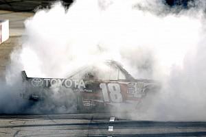 NASCAR Truck Breaking news Kyle Busch unveils five-race NASCAR Truck schedule for 2017