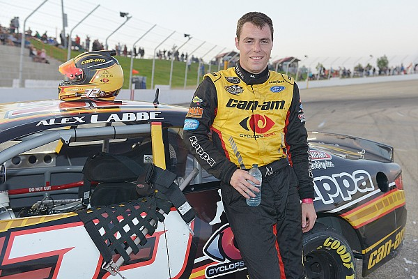 """Alex Labbe: """"This new race is a good move for NASCAR Pinty's Series"""""""