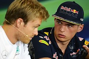 """Rosberg: """"Wie weet is Red Bull wel het te kloppen team"""""""
