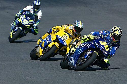 12 Rivalitas di MotoGP: Rossi Sering Terlibat Konflik