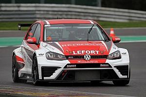 TCR Test Benelux, la Delahaye Racing inizia i test con la Golf a Spa
