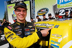 NASCAR Truck Breaking news Grant Enfinger joins ThorSport, completing full-time lineup