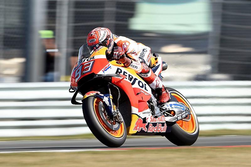 Fokus auf Rennen: Marquez erklärt Probleme im Qualifying
