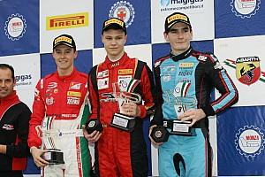 EK Formule 3 Nieuws Veelbelovend Russisch talent via Van Amersfoort in Europese F3