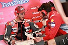 MotoGP Dovizioso rejects Ducati's initial contract offer