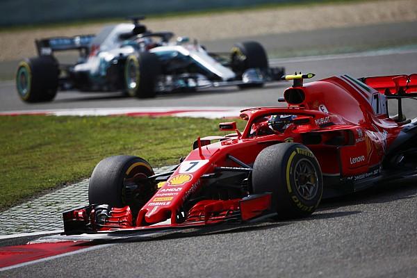Kimi Räikkönen: Taktik-Poker ging nicht auf