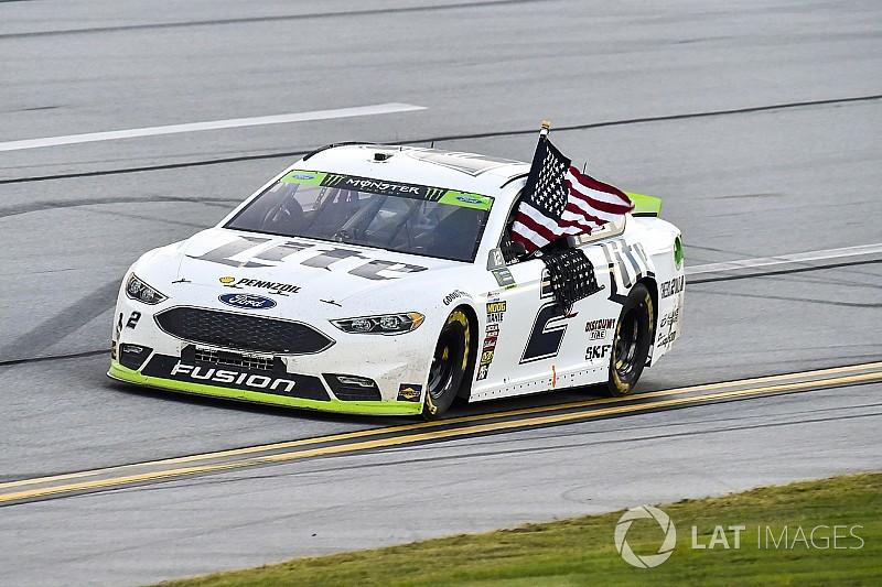 NASCAR in Talladega: Brad Keselowski siegt bei Playoff-