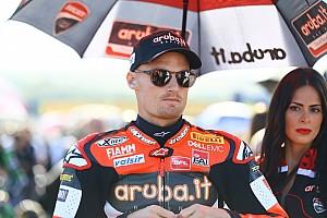 WSBK Ultime notizie Test Jerez SBK: Davies sta bene. Solo una forte contusione al ginocchio