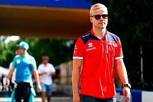 Rosenqvist replaces Wehrlein for first FE race