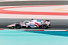 FIA Fórmula 2 Gunther terminó con el mejor tiempo en Bahrein