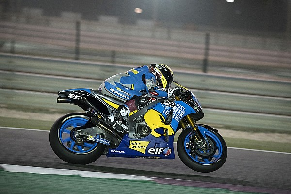 Tom Lüthi: Nur 0,9 Sekunden fehlen zum ersten Punkt in der MotoGP