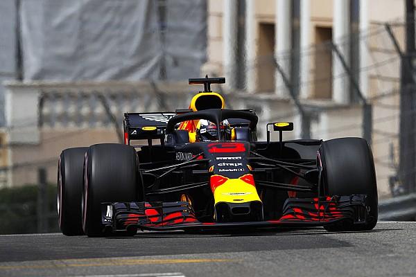 F1 练习赛报告 摩纳哥大奖赛FP1:里卡多带领红牛占据前二位
